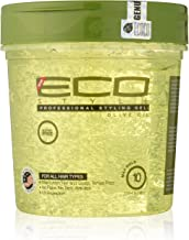 Eco Style Styling Gel, Olive Oil, 24 Ounce