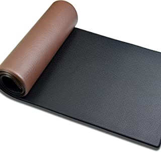"""Kitchen Mat Anti Fatigue Runner Cushioned Floor Mat Non Skid Washable Kitchen Rug for Standing 18"""" (W) X 59""""(L),Black"""