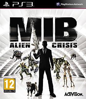 PS3 MIB ALIEN CRISIS