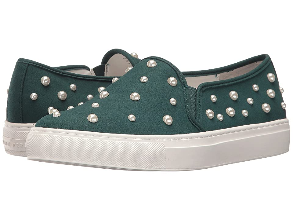 Katy Perry The Matilda (Forest Green Suede) Women