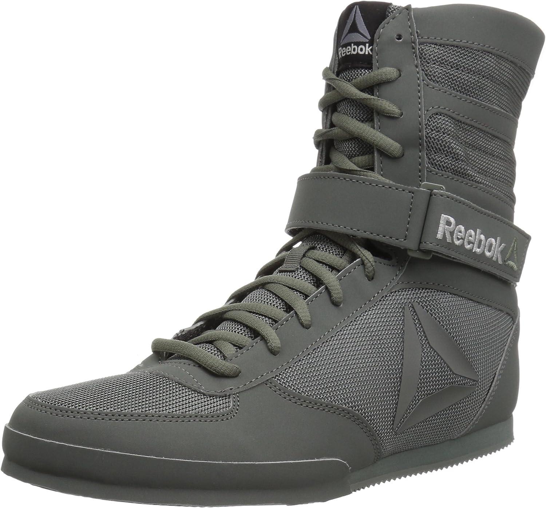 Reebok Mens Boxing Boot- Buck Boxing shoes