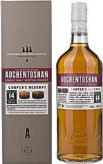 "Auchentoshan Cooper""s Reserve 14 Years Old  GB 46% Vol. 0,7 l"