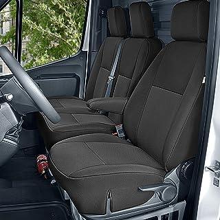 Sitzbezüge Tailor Made passgenau geeignet für Mercedes Sprinter 907 ab 2018 (3 Sitzer) Stoffbezüge Neuheit