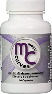 Major Curves Butt Enhancement and Enlargement Capsules (1 Bottle)