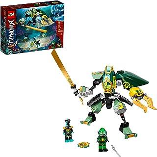 LEGO NINJAGO Lloyd's Hydro Mech 71750 Building Kit;...