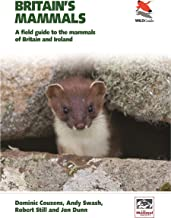 Britain's Mammals: A Field Guide to the Mammals of Britain and Ireland (WILDGuides of Britain & Europe)