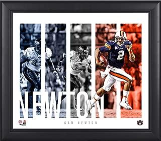 Cam Newton Auburn Tigers Framed 15