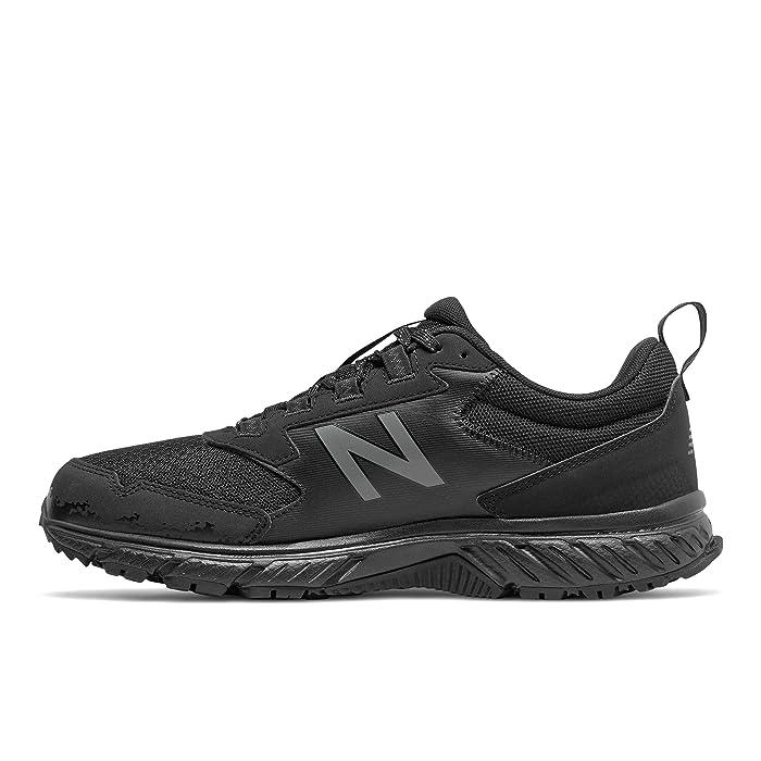 New Balance  510v5 (Black/Castlerock) Mens Running Shoes