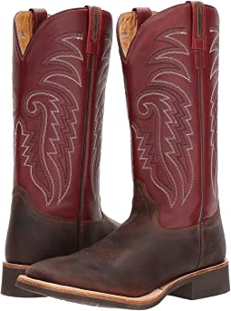 Old West Boots - Johnny Square Toe