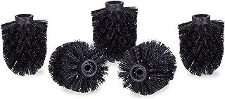 colore: Bianco e Nero Gaeruite Scopino di ricambio per WC Nero