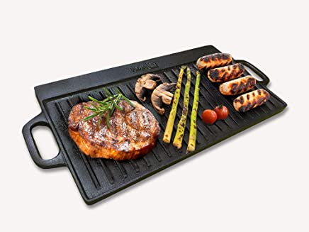 Amazon.es: parrilla para estufa - Parrillas, planchas ...
