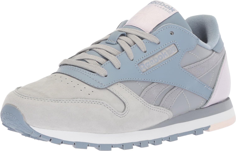 Reebok Womens Cl Lthr Pm Walking shoes