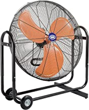 "36"" Portable Tilt Blower Fan, Direct Drive"