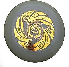 BOLT OneSevenFive Ultimate Frisbee Flying Disc Cinq Couleurs UV Disponibles! Miroitement Bleu