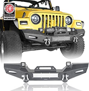 Best discovery 4 winch bumper Reviews