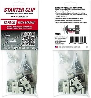 TurboClip 89123 Starter Clips