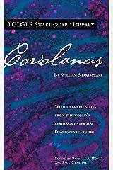Coriolanus (Folger Shakespeare Library) (English Edition) eBook Kindle