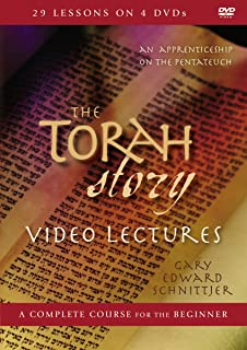 The Torah Story Video Lectures: An Apprenticeship on the Pentateuch
