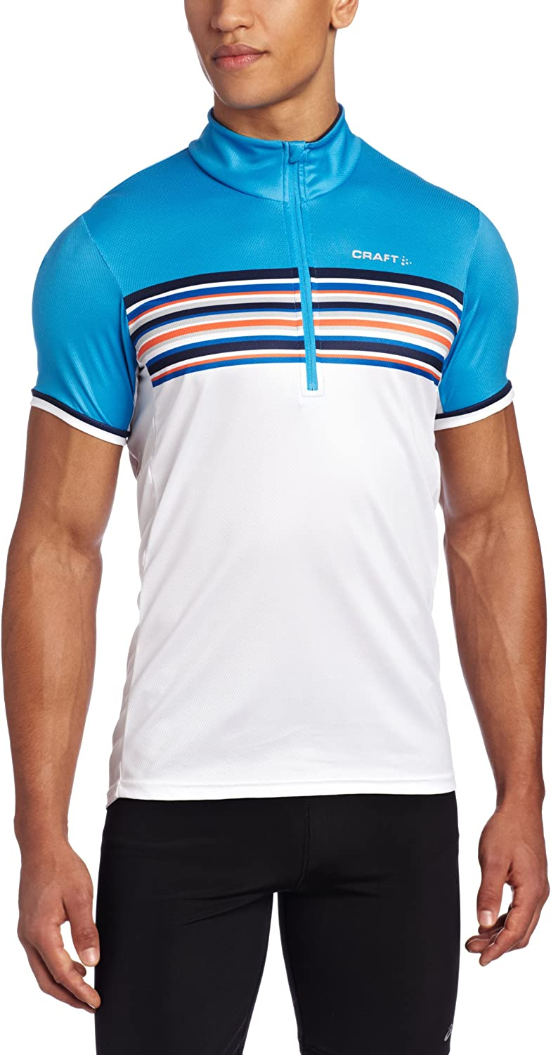 Craft Herren Trikot Performance Bike Stripe Jersey