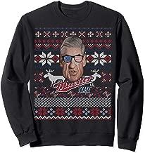 It's Mueller Time Ugly Christmas Sweatshirt
