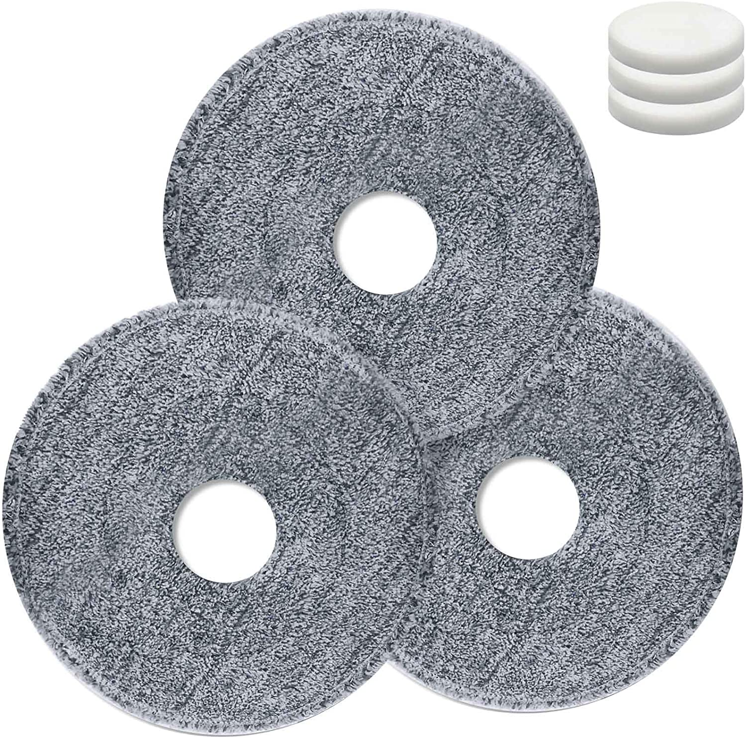 VENETIO iMOP Spin Mop Refills Washable free Include - 10