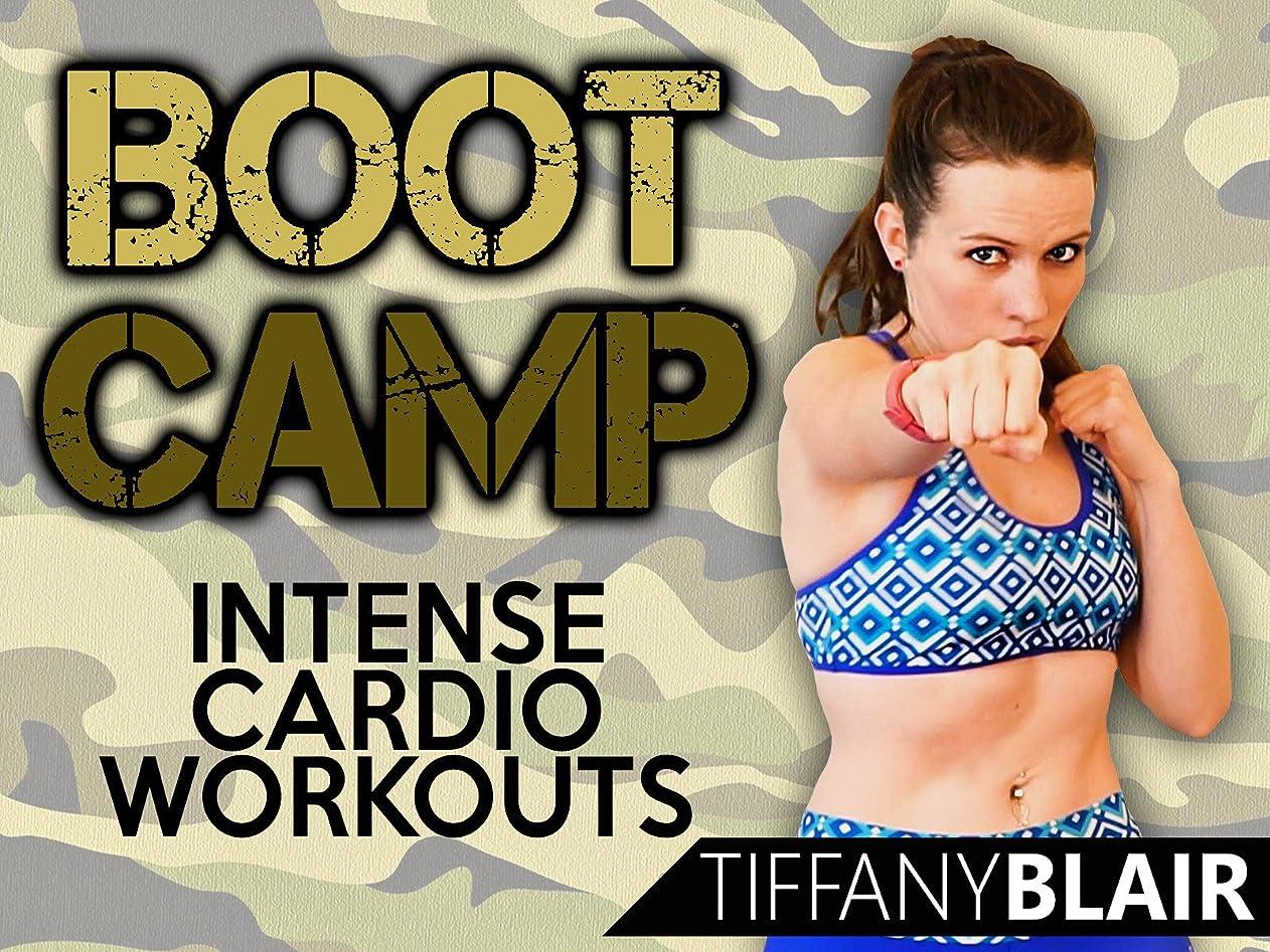 マインドフル深遠名前Boot Camp Intense Cardio Workouts - Tiffany Blair
