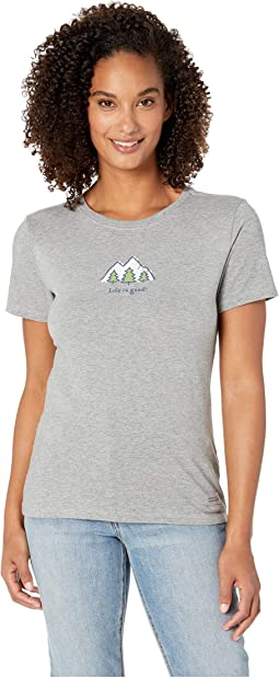 Vintage Crusher™ LIG Mountains Tee