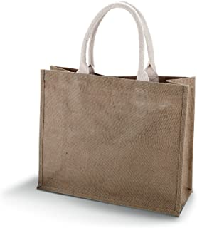Kimood Womens/Ladies Jute Beach Bag