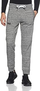 Superdry Men's Orange Label Slim Jogger, Grey