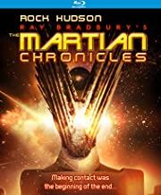 The Martian Chronicles Complete Mini-Series  2 Discs