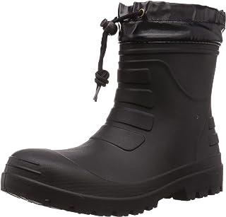 [コーコス信岡] 作業長靴 レインブーツ 超軽量 ショート丈 ハイブリッドEVA 男女兼用 ジプロア