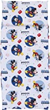 Disney Mickey Mouse Preschool Nap Pad Sheet, Blue, 19
