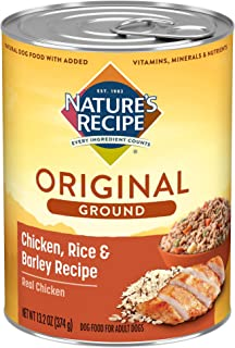 Natures Recipe Chicken Barley Ounces