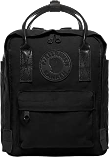 Kanken No.2 Black Mini Backpack for Work, Black