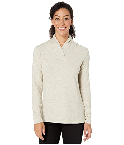 Columbia By the Hearthtm Long Sleeve Pullover (Chalk) Women