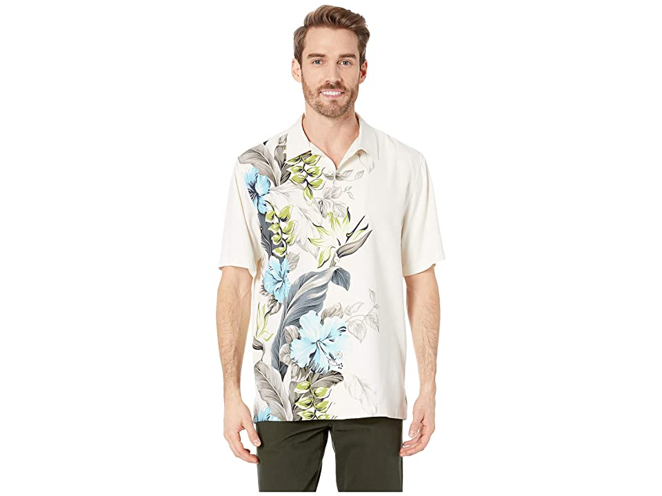 Tommy Bahama - Tommy Bahama Garden Of Hope Courage Hawaiian Camp Shirt