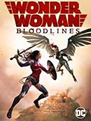 WONDER WOMAN: BLOODLINES arrives on Digital Oct. 5 and on 4K, Blu-ray, DVD Oct. 22 from Warner Bros.