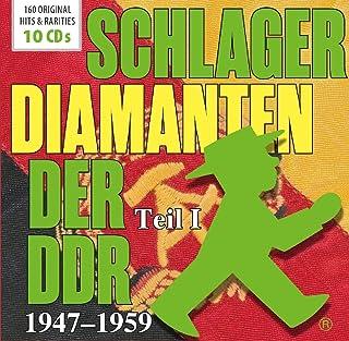Schlager Diamanten der DDR 1947 - 1959