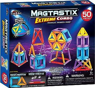 Cra-Z-Art Magtastix 50Piece Extreme Combo Arts & Crafts