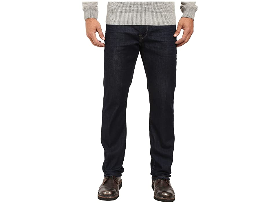 Image of 34 Heritage Courage Straight Leg in Rinse Vintage (Rinse Vintage) Men's Casual Pants