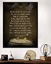 William Shakespeare Macbeth Literary Quote Print. Vintage Style. Fine Art Paper, Laminated, or Framed. Print Available in ...