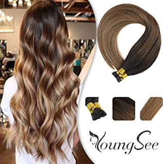 Best ombre itip hair extensions Reviews