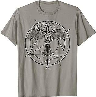 Phoenix ascending | Third eye | Sacred Geometry T-shirt