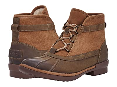 UGG Greda (Chestnut) Women