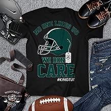 No One Likes Us We Don't Care Bird-Gang Philadelphia Football Season Customized Handmade T-Shirt Hoodie/Long Sleeve/Tank Top/Sweatshirt