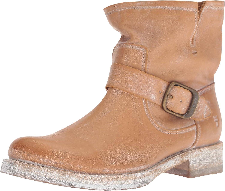 Veronica Booslips Ankle Boot, solbränna, solbränna, solbränna, 11 M USA  det senaste