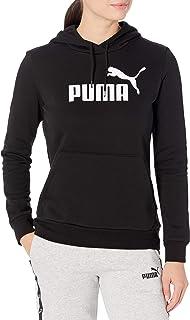 PUMA Women's Essentials Fleece Logo Hoodie
