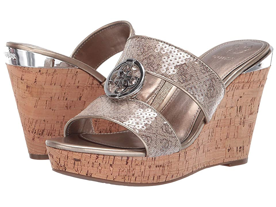 GUESS Beanca (Brown Multi) Women