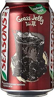 Seasons Grass Jelly, 300ml, (Pack of 24)