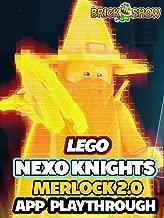 Clip: Lego Nexo Knights Merlock 2.0 App Playthrough